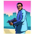Hra pre konzolu PSP - Grand Theft Auto: Vice City Stories
