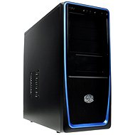 Cooler Master Elite 311 černo-modrá