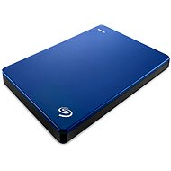 Seagate BackUp Plus Portable 2000GB modrý