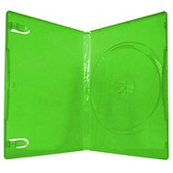 Xbox krabička na 1ks - zelená, 14mm