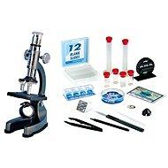 Mac Toys Kovový mikroskop v kufříku