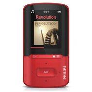 Philips ViBE SA4VBE04RF červený