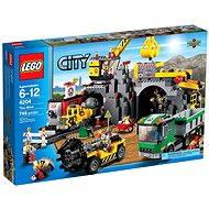 LEGO City Mining 4204 Důl