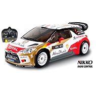 NIKKO Citroen DS3 WRC 2011