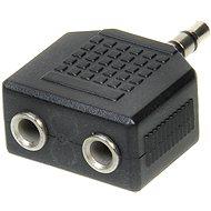 audio 3.5mm JACK --> 2x 3.5mm JACK