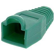 10-pack, plastová, zelená,Datacom, RJ45