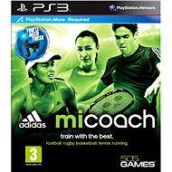 PS3 - Adidas miCoach: The Basics (MOVE Edition)