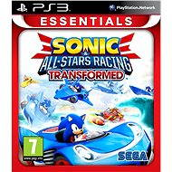 PS3 - Sonic All - stars racing transformed Essentials