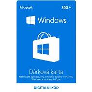 Microsoft Windows Gift Card 300 CZK