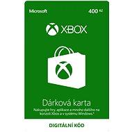 Microsoft Xbox Live Dárková karta v hodnotě 400Kč