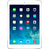 iPad Air 64GB WiFi Cellular Silver & White