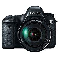Canon EOS 6D + objektiv EF 24-105mm F4 LIS USM