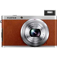 FUJIFILM X-F1 brown