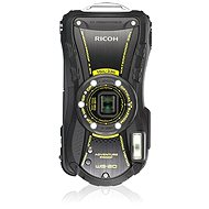 PENTAX RICOH WG-20 Black + pouzdro + plovací řemínek + 8GB paměťová karta