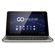 """GoClever TAB R105BK 10.1"""" šedý + BT klávesnice"""