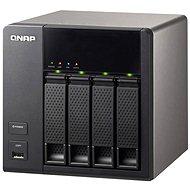 QNAP TS-412 s 2x 2000GB HDD v RAID1