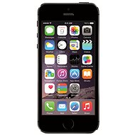 iPhone 5S 64GB (Space Grey) černo-šedý