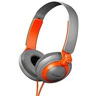 Sony MDR-XB200 oranžová