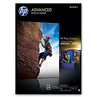 HP Advanced Glossy Photo Paper 10x15cm
