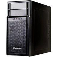 SilverStone PS08B Precision černá