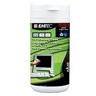 Čistící utěrky EMTEC WIPES pro LCD/TFT