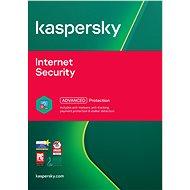 Kaspersky Internet Security MD 2015 CZ - obnovení nebo konkurenční upgrade pro 3 zařízení na 24 měsí