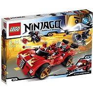 LEGO Ninjago 70727 Kaiův červený bourák